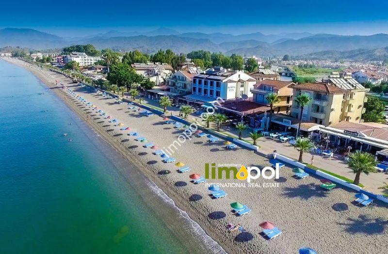 Fethiye de Plaja Yurume Mesafesinde Turizm Isletmesi